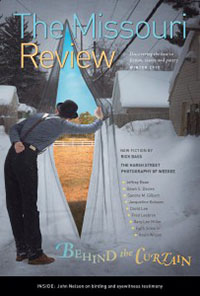 missouri review winter 2015