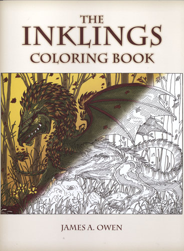 inklings coloring book