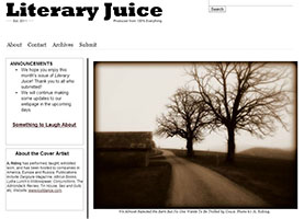 literary juice march 16