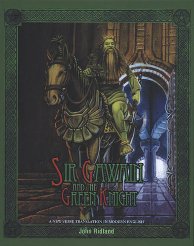sir gawain green knight john ridland