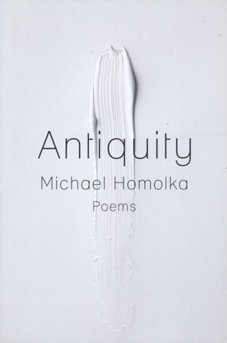 antiquity michael homolka