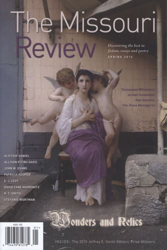 missouri review spring 2016