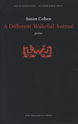different wakeful animal susan cohen