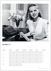 writing disorder calendar january