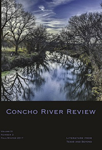concho river review