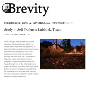 study in self defense lubbock texas patterson
