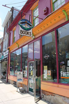 Collegeville adult book store