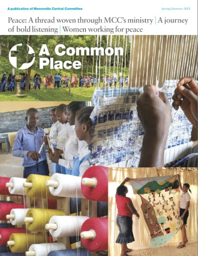 A Common Place cover