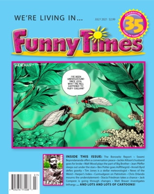 Funny Times cover