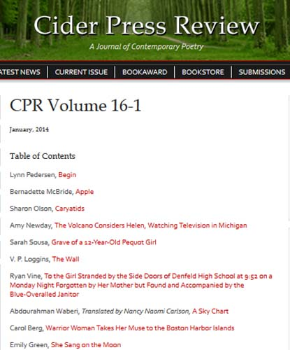 Lit Mag Reviews By Title C Newpages