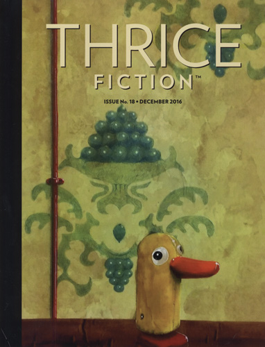 Thrice Fiction - December 2016 | NewPages.com
