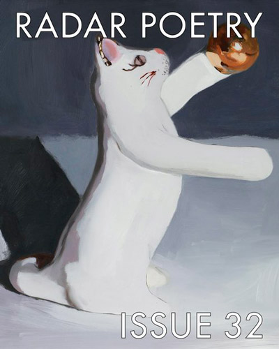 Radar Poetry cover