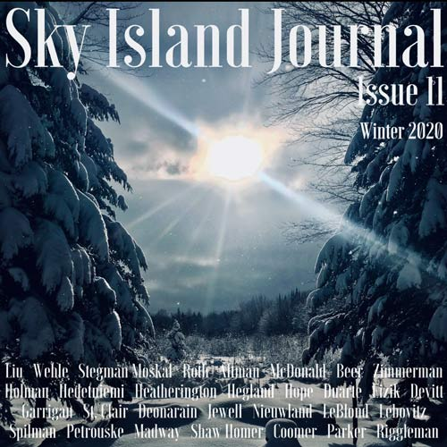 sky island journal i11 winter 2020
