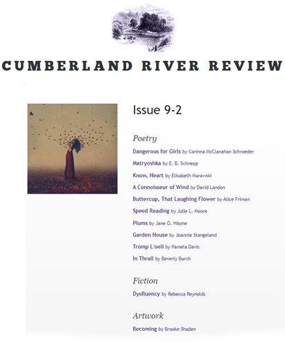 cumberland river review april 2020