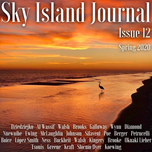 sky island journal april 2020