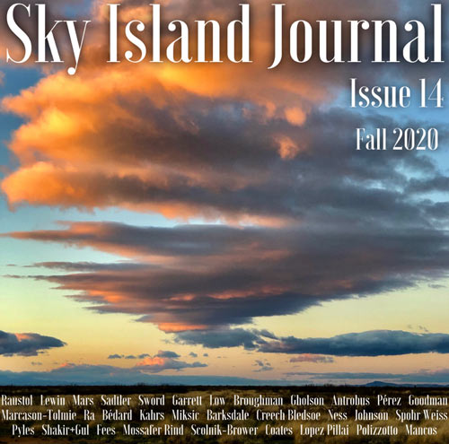 sky island journal fall 2020