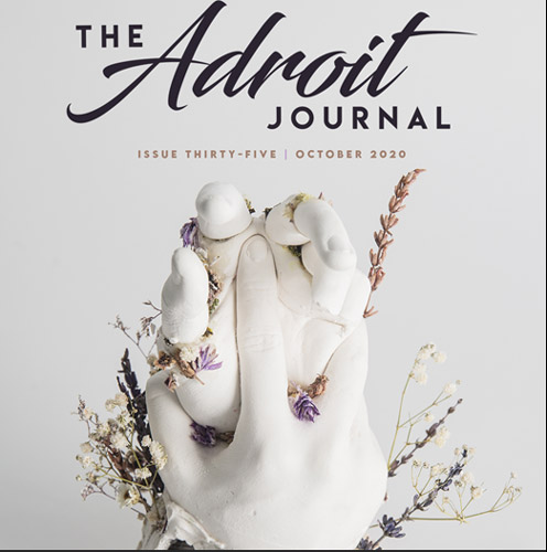 adroit journal october 2020